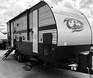 Travel Trailers in Indiana