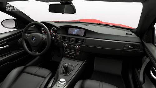 BMW M3 Coupé '07 (N400)