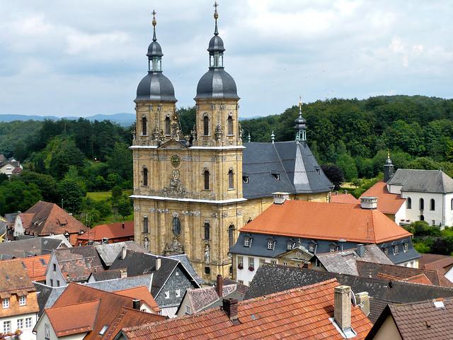 Wallfahrtskirche zur Heiligen Dreifaltigkeit, Gößweinstein - Germany (1020381)