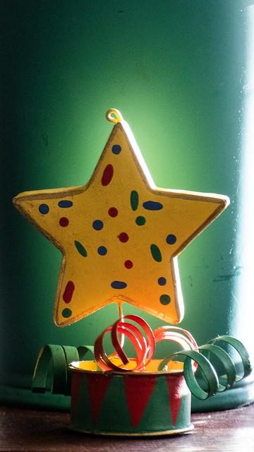 Morning star in solstice, Nikon 1 J5, 1 NIKKOR VR 70-300mm f/4.5-5.6