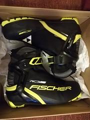 Běžecké boty Fischer RC3 combi - titulní fotka