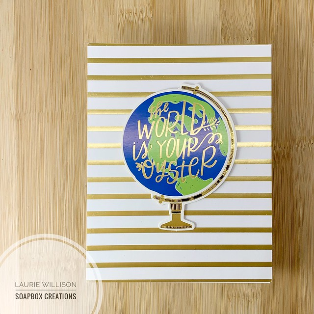 Spellbinders February Card Kit