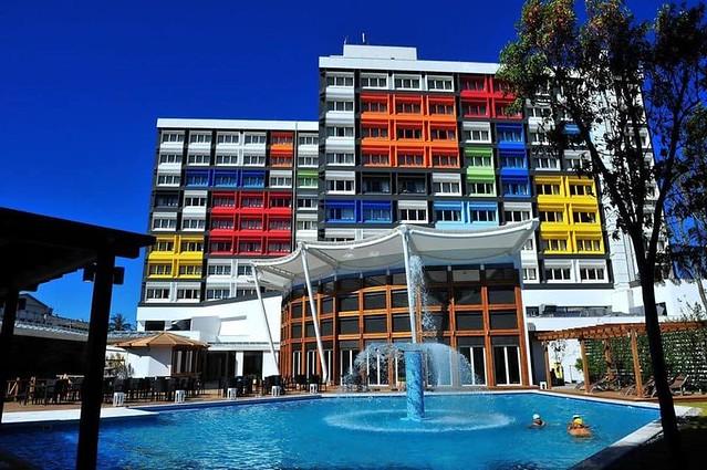 今年花蓮翰品酒店勇奪Trip Advisor全台第一名的家庭式飯店 (1)