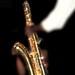 Magic saxo. Swind Garret in concert. by Fencejo