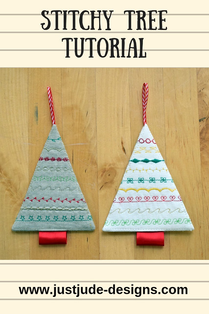 Stitchy Tree Tutorial