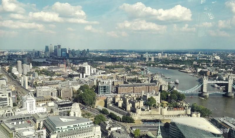Sky Garden Londen reisblog