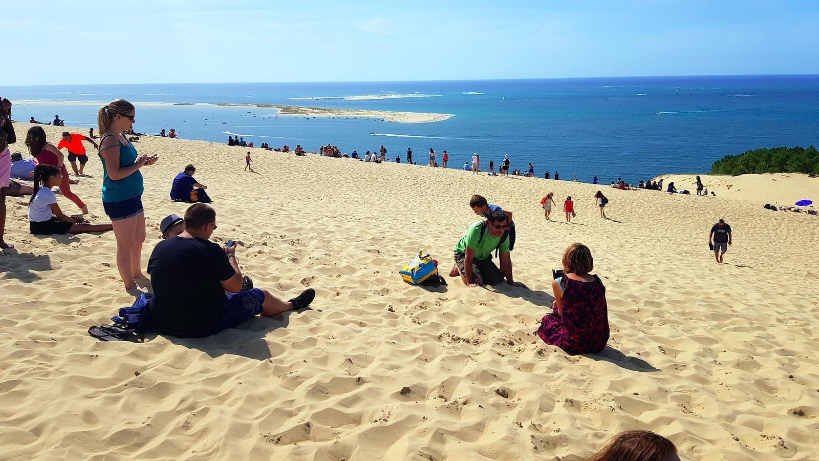 Dune du Pilat Francia Burdeos dune du pilat - 44217263300 3f9764fc57 h - Dune du Pilat, la duna de arena más alta de Europa