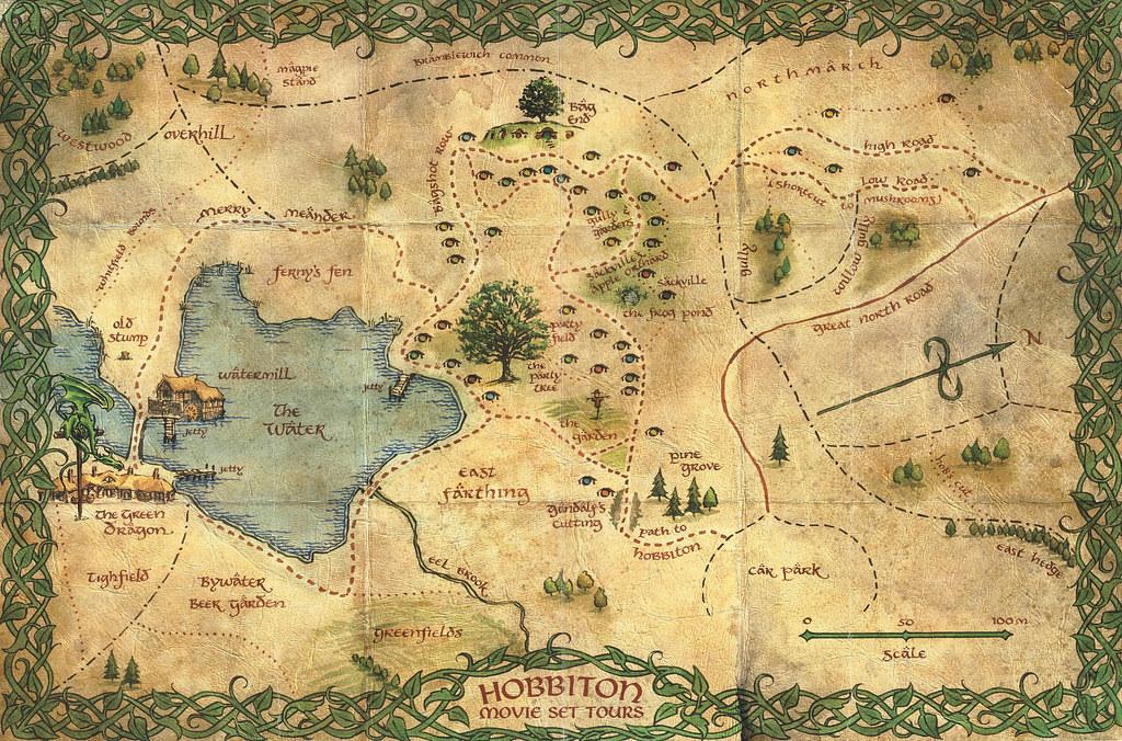 紐西蘭 News: 【紐西蘭北島】魔戒迷必訪│哈比屯 Hobbiton Movie Set