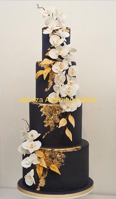 Wedding Cake by Janeza Amazing Cakes