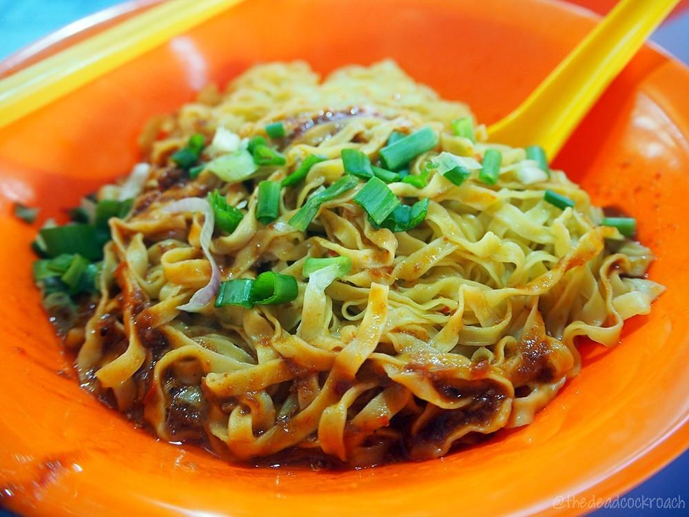 fish ball, fish ball noodle, food, food review, jurong west, jurong west food centre, mee pok, review, singapore, wen guang,文光,鱼丸面