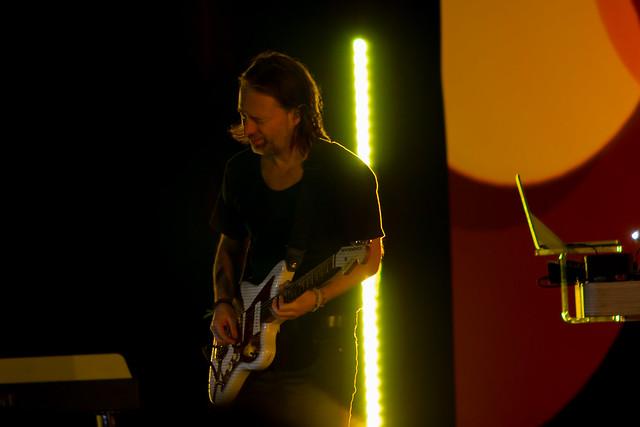 Thom Yorke, Stifel Theater, December 8