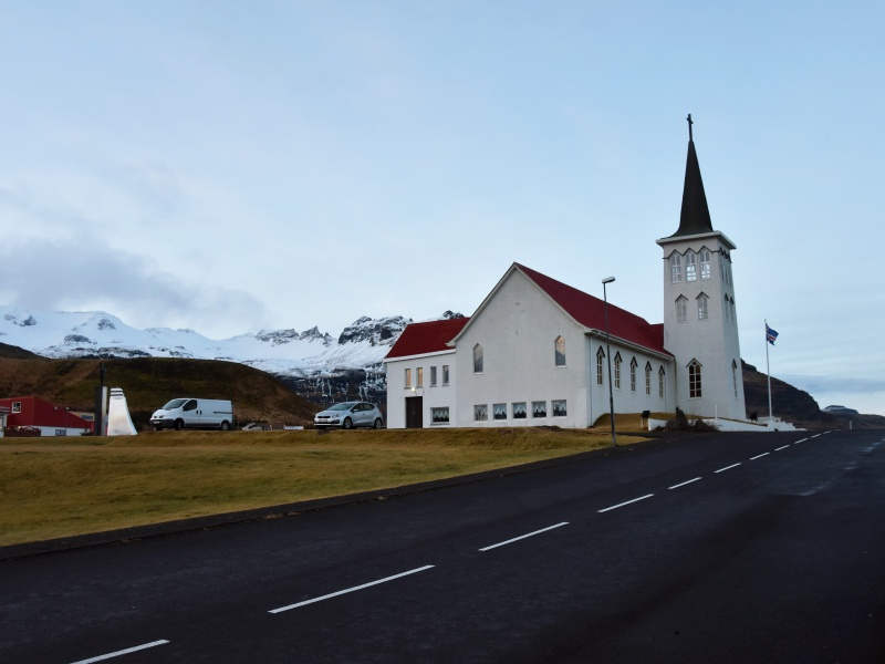 Snaefellsnes church