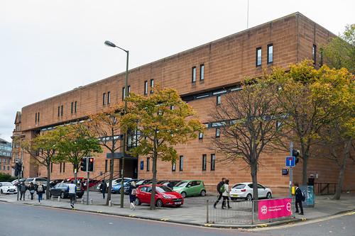 Edinburgh College of Art - Hunter Building