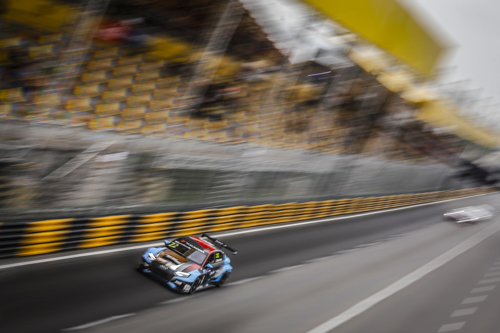22 VERVISCH Frederic, (bel), Audi RS3 LMS TCR team Comtoyou Racing, action during the 2018 FIA WTCR World Touring Car cup of Macau, Circuito da Guia, from november  15 to 18 - Photo Francois Flamand / DPPI