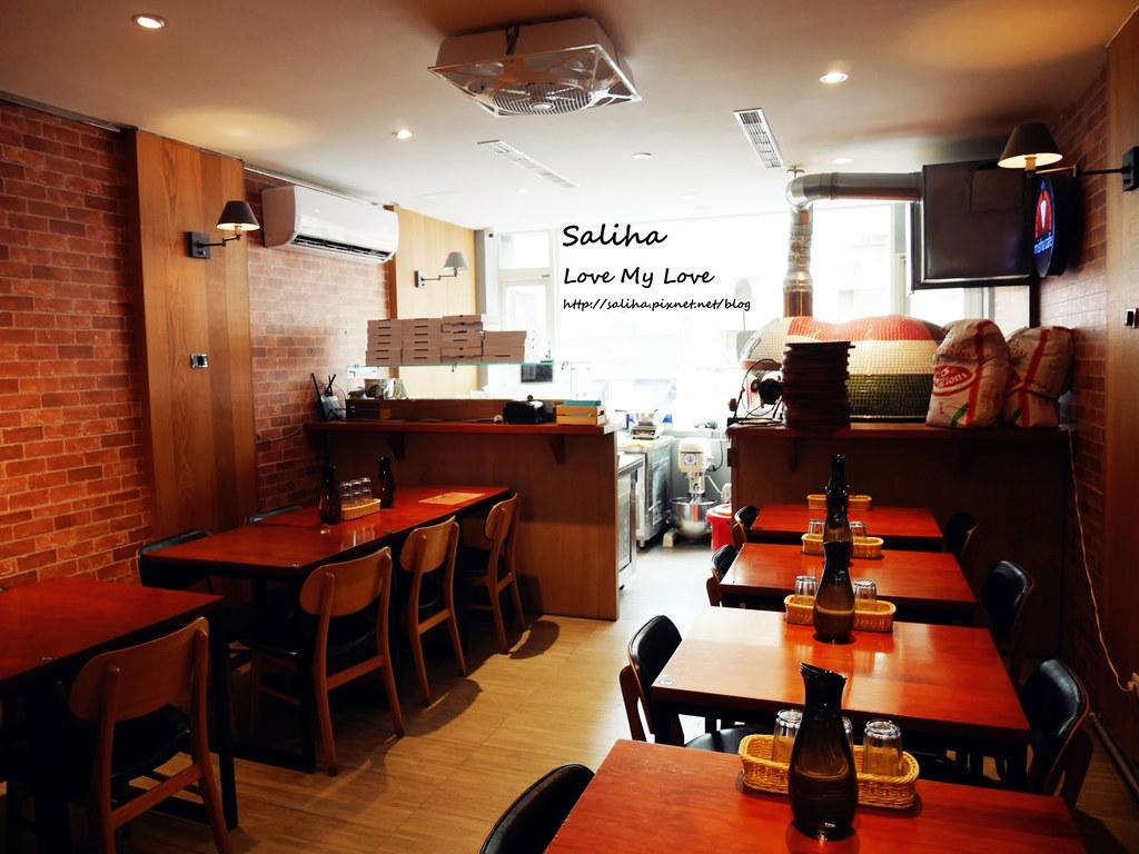 台北忠孝新生站附近素食餐廳全素披薩義大利麵炒飯咖啡館 (4)