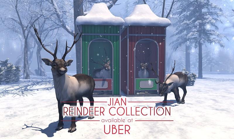 JIAN Reindeer @ Uber