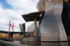 Museo Guggenheim y Puente de la Salve