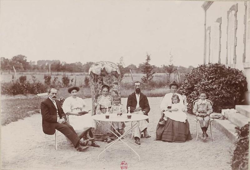 1870-е. Отдых в сельской местности (Иль и Вилен)