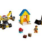 LEGO Movie 2 70832 Emmet's Builder Box 02