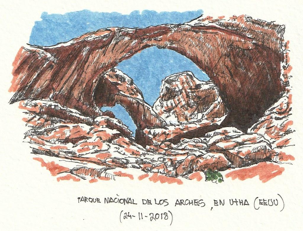Parque Nacional de los Arcos, Utha (EEUU)