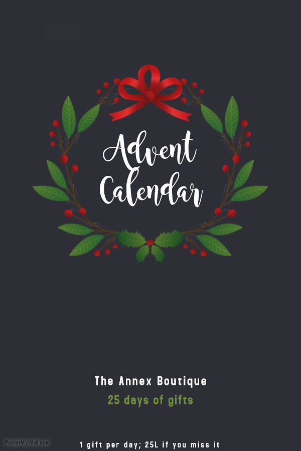 THE ANNEX ADVENT CALDENDAR VENDOR - TeleportHub.com Live!