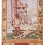 Splendor Solis Plate X - The Sixth Parable