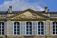 2018.06.22.091 MEZIDON-CANON - Château de Canon, façade coté jardin - Photo of Condé-sur-Ifs