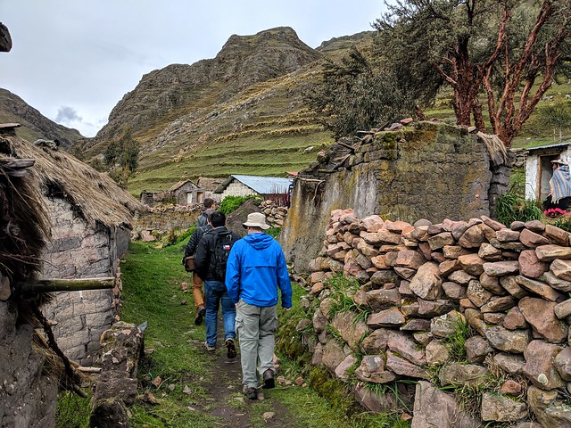 Thanksgiving 2018 Peru Trip