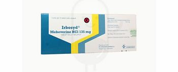 IRBOSYD 135 MG TABLET BOX