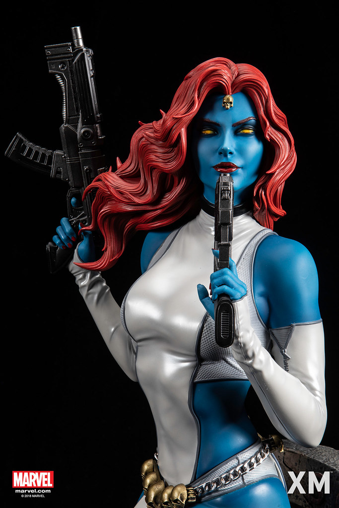 XM Studios Premium Collectibles Series Mystique 1/4 Scale Statue