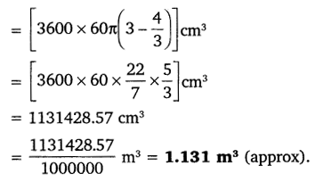 NCERT Solutions for Class 10 Maths Chapter 13 Surface Areas and Volumes 23