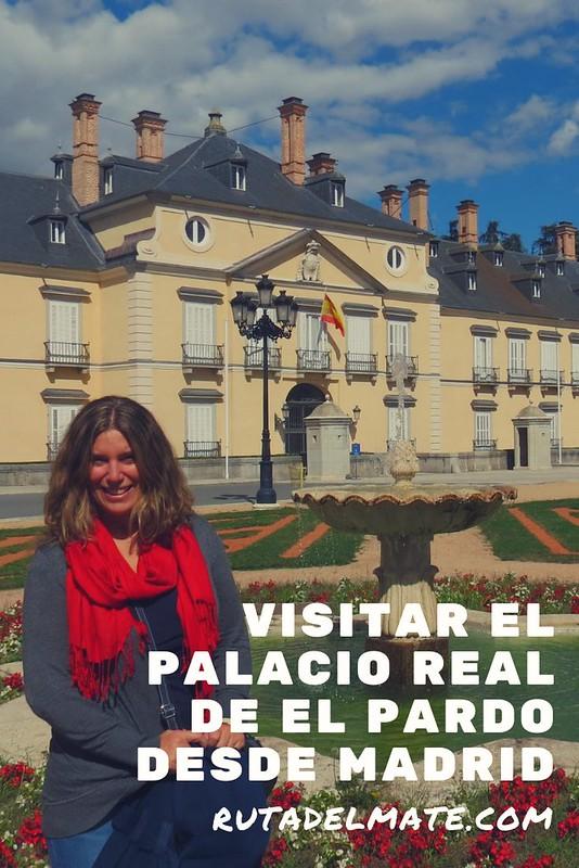 Visitar el Palacio Real de El Pardo Madrid