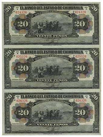 Bank of Chihuahua notes