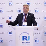 Welcome reception at IRU World Congress in Muscat, Oman