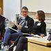 Podiumsdiskussion: Der Euro und die Krise der Demokratie: Mehr Integration wagen?