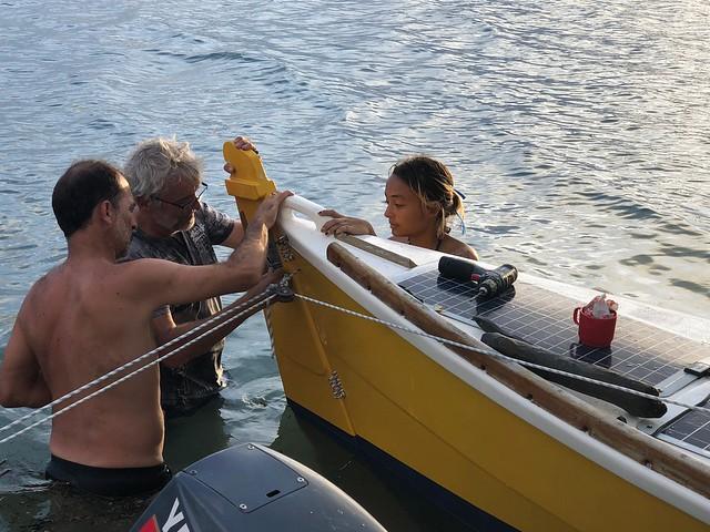 Sail to Pandan 2018-2019