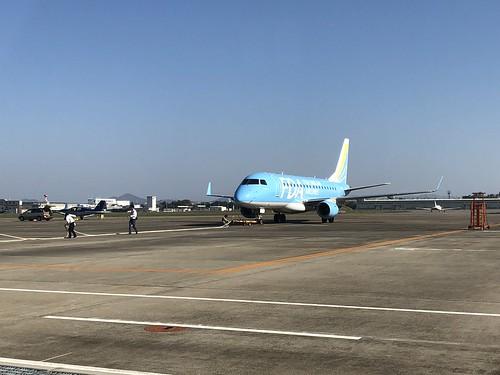 名古屋空港『空の日』フェスタ2018 飛行機と綱引き 6661822C-096A-4CC9-A42C-4F9693EE1E9C