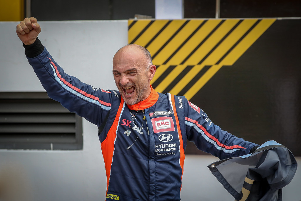 TARQUINI Gabriele, (ita), Hyundai i30 N TCR team BRC Racing, portrait during the 2018 FIA WTCR World Touring Car cup of Macau, Circuito da Guia, from november  15 to 18 - Photo Alexandre Guillaumot / DPPI