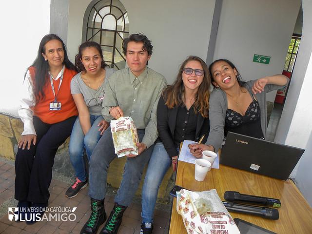 2018-10-04 - Jornadas Universitarias Bogotá