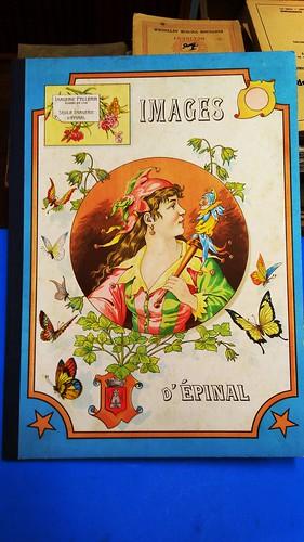 Imagerie d'Épinal 35€