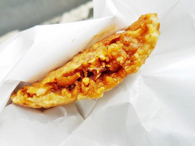 Hokkien Turnip Cake Spicy