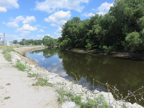 Wolf River (Shiocton, Wisconsin)