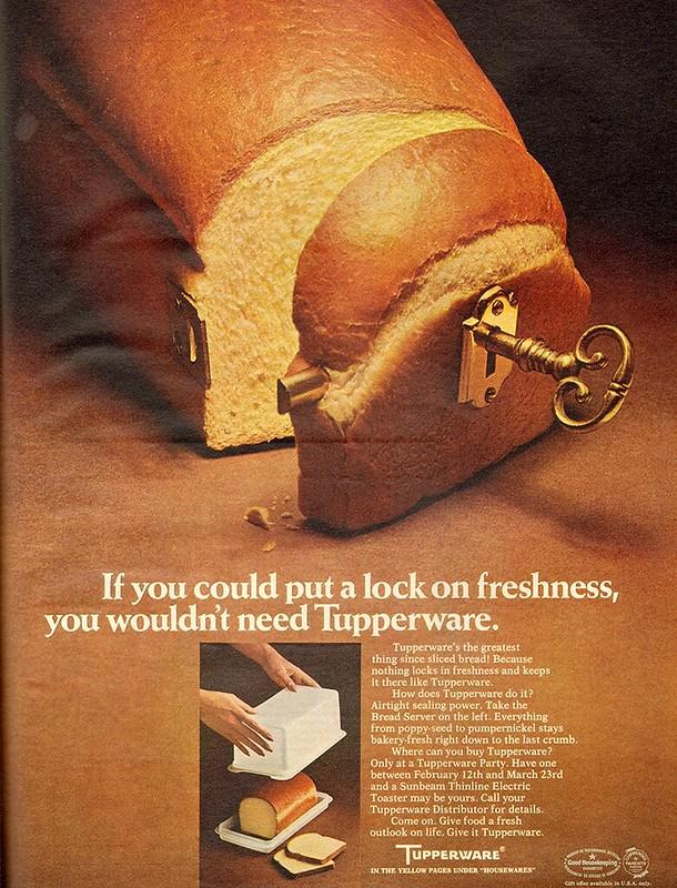 Tupperware 1968