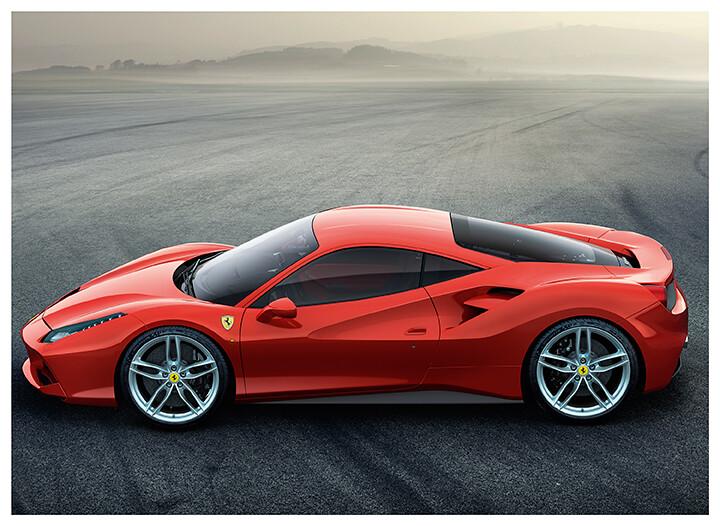 Comprar Ferrari 488