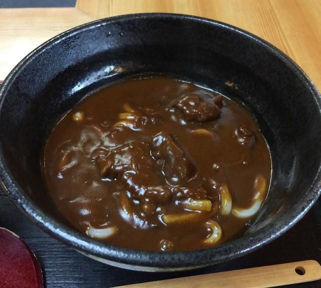 Curry UDON at DAIKOKUYA