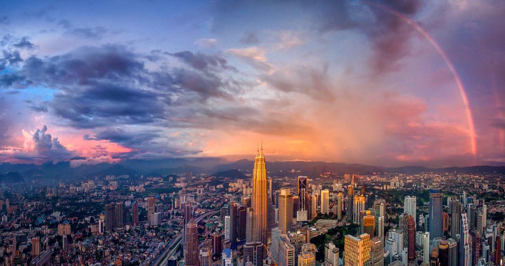 Kuala Lumpur (shot in Nov-2015, re-edit in Dec-2018)