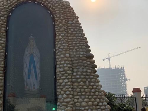 City Monument - St peter's Church, Palam Vihar, Gurgaon