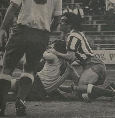 Temporada 1977/78: Atlético de Madrid 2 – Las Palmas 1