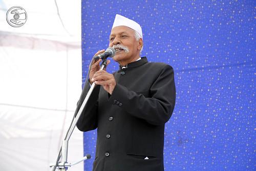 SNM Zonal Incharge Vaid Banwari Lal from Paota RJ