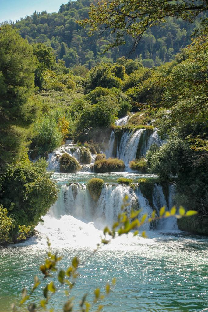 Krka Nationaal park